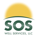 SOS Well Services logo